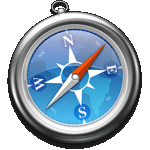Icono de Safari para Mac